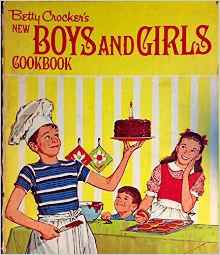 Boys and Girls Cookbook