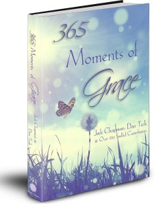 365 Moments of Grace book